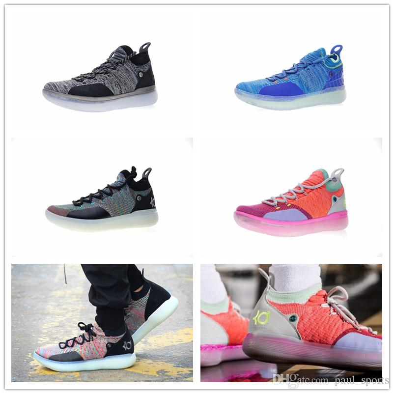 KD 11 EP EYBL Kevin Durant XI Basketball Shoes For Top Quality KD11 ...