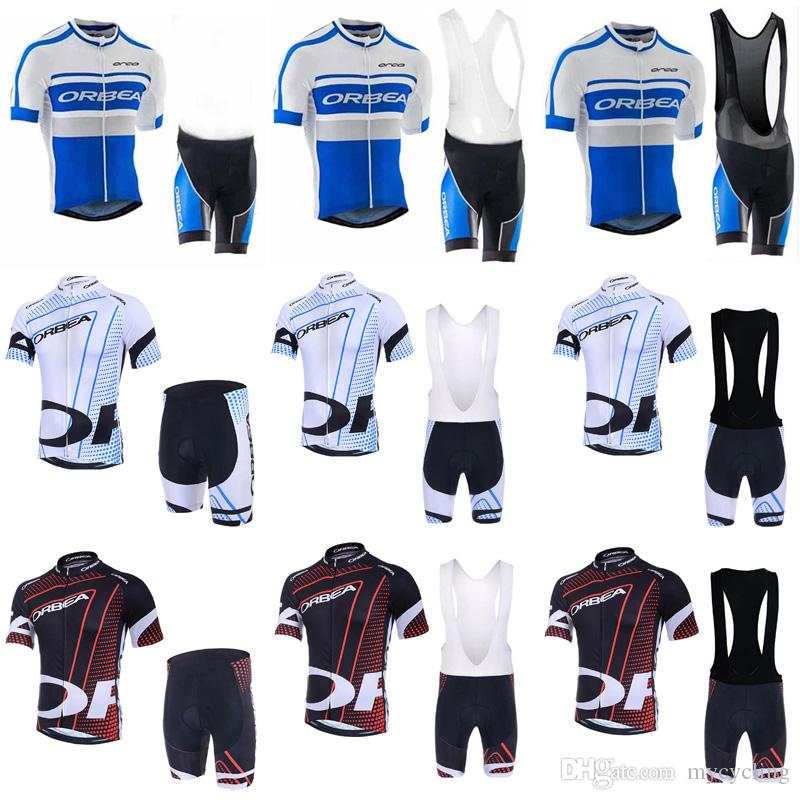 Summer Style Men s Sports Cycling Jersey Bike Short Sleeve ORBEA Cycling  Clothing Kit Road Bicycle Team Jersey Maillot Ciclismo D0404 Orbea Cycling  Jersey ... 06b0f8e01