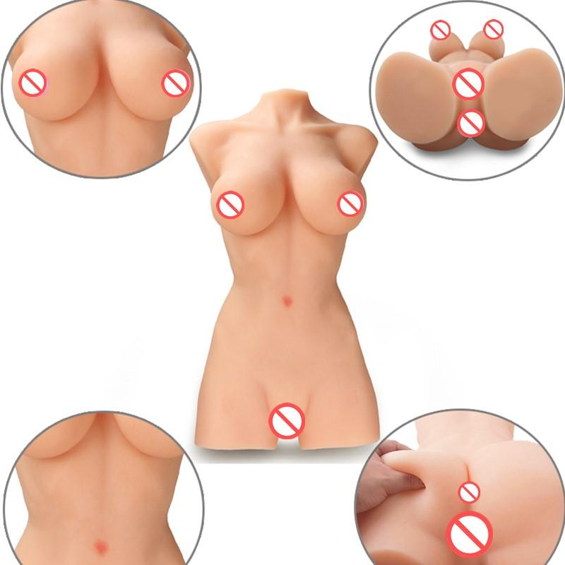 Lifelike TPE Sex Dolls Big Breast hot real life full sized solid sex doll silicone vagina sexy shop Japanese love doll for men