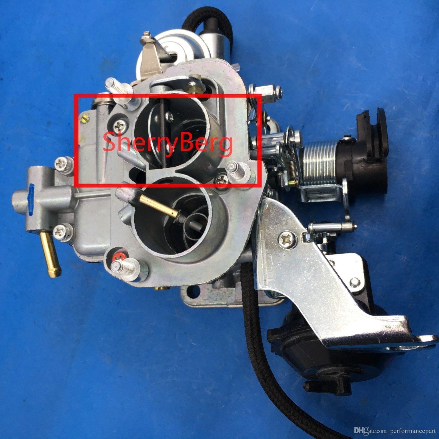 Vergaser Carb fit Volkswagen Passat Weber / Solex Modell W-45048 Carby 30mm