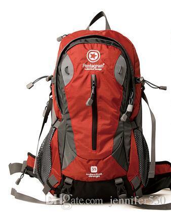 3e31d6e536ce Best! Large 35L Maleroads Professional System Climb backpack Travel Camp  Equipment Hike Gear Trekking Rucksack for Men Women