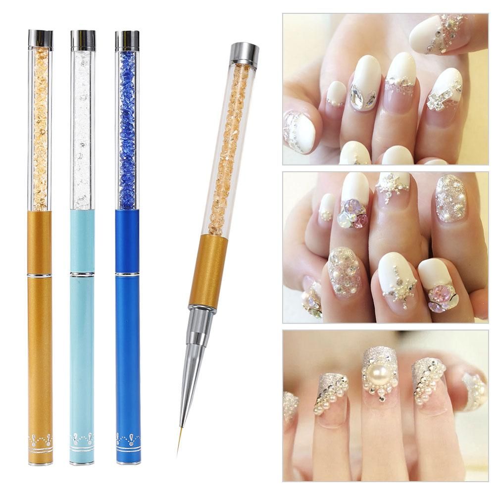 Diy Nail Polish Pens And Pencils - Creative Touch
