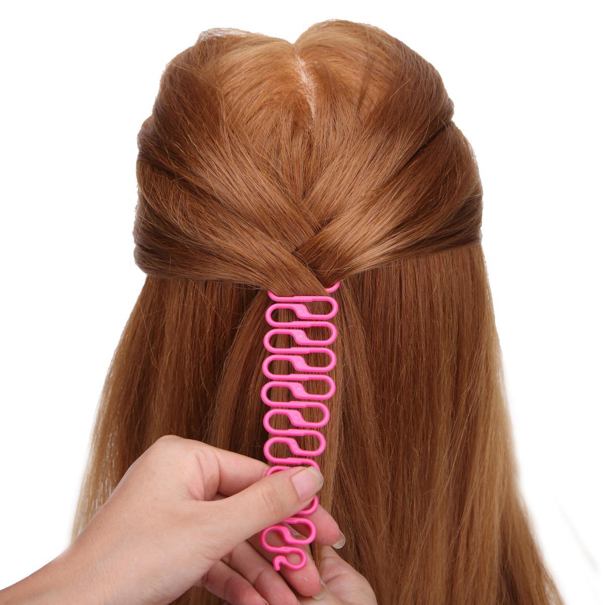 Großhandel 3 Farben Französisch Centipede Haar Flechten Werkzeug