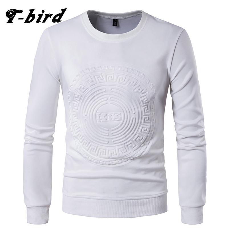 2ac8f7b48d2b 2019 T Bird Sweatshirts Men 2017 Brand Hoodie 3D Printing Fashion O Nekc  Hip Hop Male Pullover Autumn Winter Mens Hoodies Sportswear From Dayup