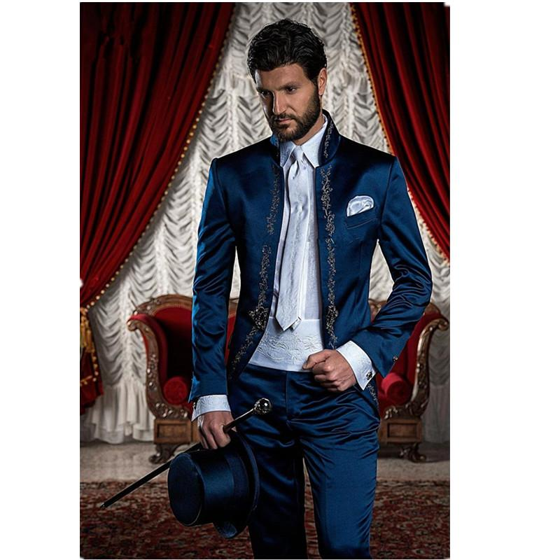 Classico Uomo Abiti Acquista Business Maschile Suit Fit Da Slim H2WYE9ID