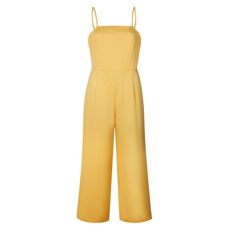 63bb8200de0 2019 Spaghetti Strapless Jumpsuits Wide Leg Holiday Summer Playsuits For  Women Sexy Off The Shoulder Streetwear Beach Rompers WS7705y From  Blueberry16