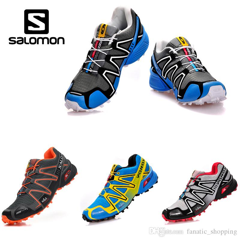 Course Acheter Trail Speedcross Chaussures Salomon Bleu De 3 Gris Cs xwr7Px0