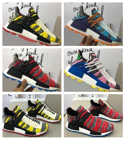 b61346376 2019 Pharrell Hu Trail 2018 New Hot Training Sneakers Cheap Discount Shoes