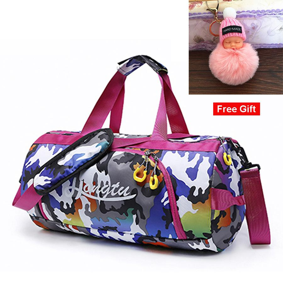 898389e9f70 Multicolour bag female camo fitness sport bags shoes with jpg 900x900 Camo  sport bags