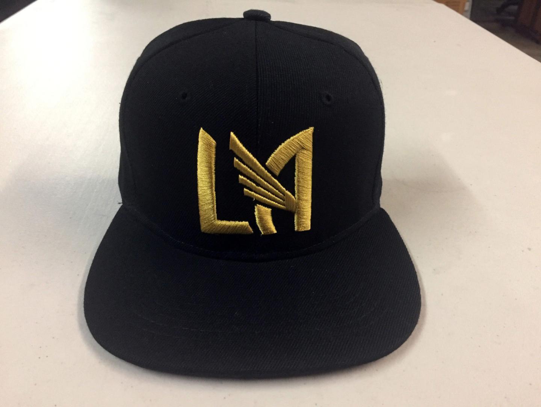 Compre Los Angeles FC Snap Back Cap Hat LAFC Gorra De Béisbol Ajustable  Basebal Cap Hombres Mujeres A  20.86 Del Watercup  0f5f598461d