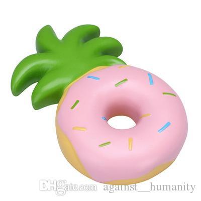 Lovely Jumbo Squishy Slow Rising Fruit Animal Toys Super Soft Fashion Lovely Depression Toy For Kidsini Cute