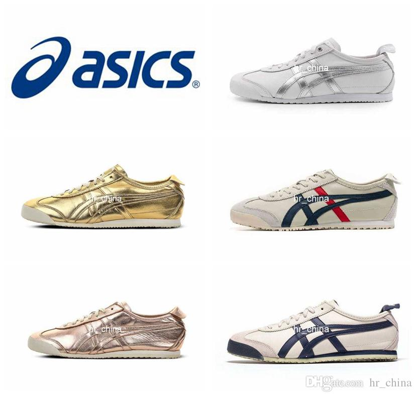 2018 New Brand Asics Onitsuka Tiger Running Shoes For Men   Women ... 5044a79c3837