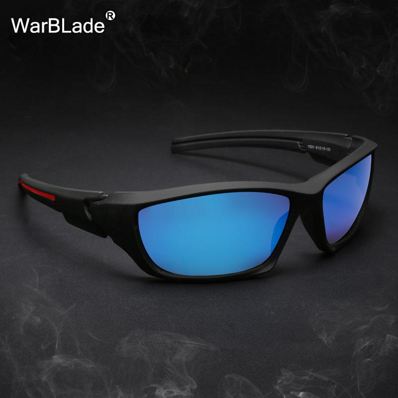 dd68d0212 Compre Warblade New Hd Homens Polarizados Óculos De Sol Retro Quadrado  Masculino Óculos De Sol Eyewear Acessórios Unisex Óculos De Condução Oculos  De Sol De ...