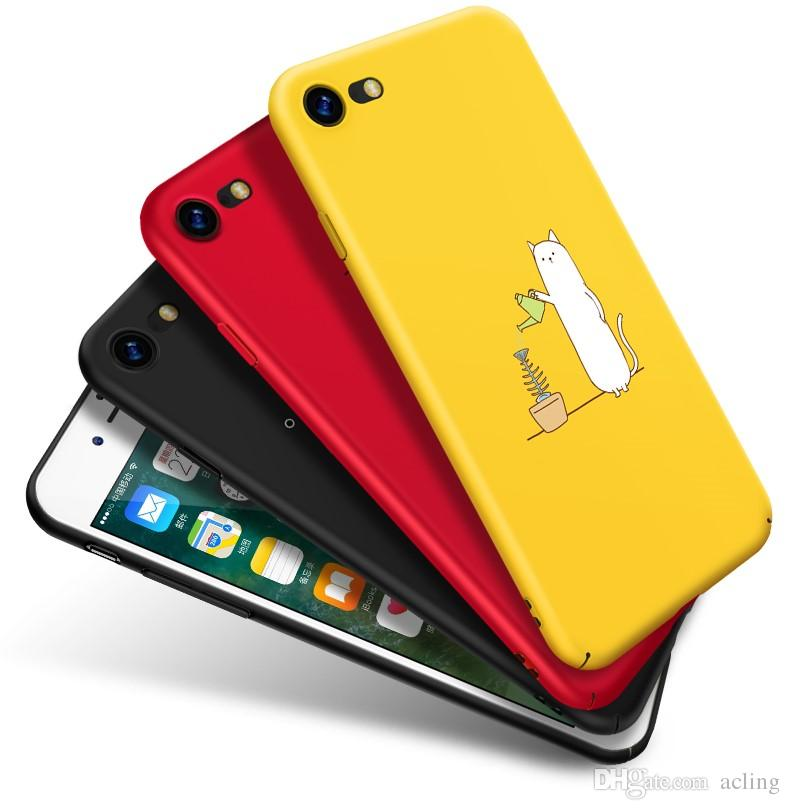 Jingwei IPhone 8 Mobile Phone Shell Apple 8 Plus Women 7P New Grinding Set  Personality Creative Tide Brand 8 I7 Hard Shell Ipone 7 Net Red H Lovely  Online ... f90aba4fb