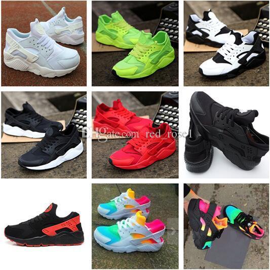 efb48cade Compre Zapatos De Alta Calidad Air Huarache Unisex Grandes Para Niños