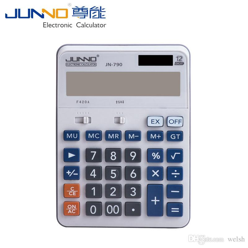 Best price! Inscription on the electronic calculator stock photo.