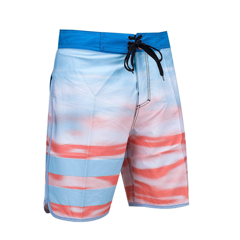 e94c95d459 2019 Men Swimwear Boardshorts Board Shorts Surf Quick Dry Summer Fashion  Bermuda Beach Swim Short Pants Elastic From Green_love_open, $12.19    DHgate.Com
