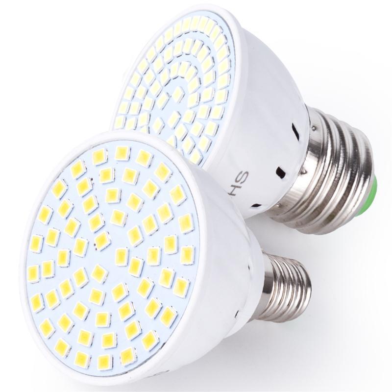 E27 Mr16 Gu10 Lampada Led Bulb 220v Bombillas Led Lamp Spotlight 60 80 Led 2835 Smd Warm White Led Lights For Garden Yard Light Led Bulbs & Tubes Lights & Lighting