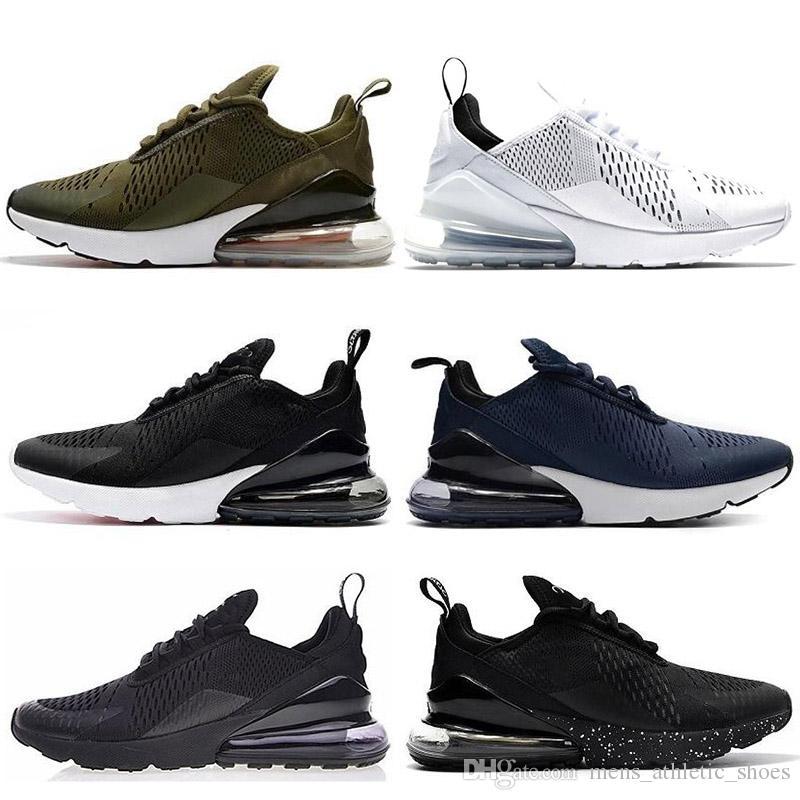 designer fashion 4bb21 f016a Compre Nike Air Max 270 Unisex Medium Oliver Core Blanco Outdoor 270  Zapatillas Para Correr Triple Negro Foto Azul Zapatillas De Senderismo Para  Mujer ...