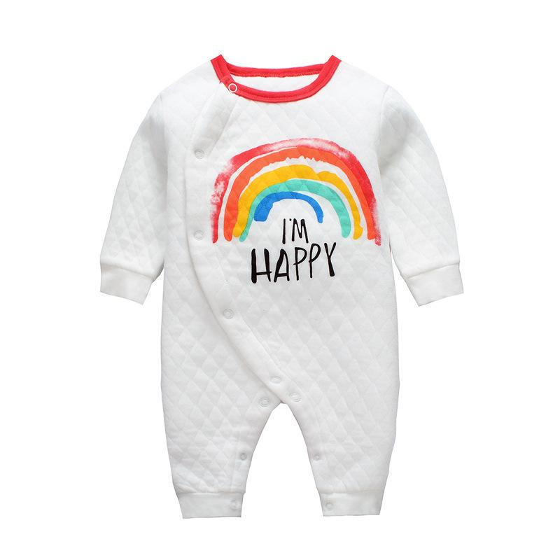 fb38ed53b 2019 CalaBob Winter Baby Rompers Christmas Baby Girl Clothes Newborn ...