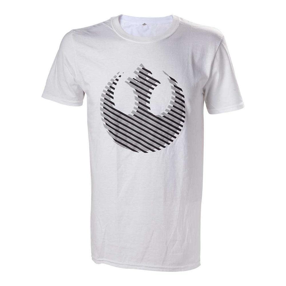 3c63dbaa2510a Rebel Logo T Shirt Küçük Beyaz TS504390STW S Yeni T Shirt Komik Üstleri Tee  Yeni Unisex Komik Tops, $12.81 | DHgate.Com'da
