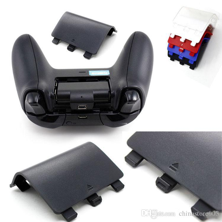 For Xbox One Gamepad Battery Pack Back Cover Case for XBOX ONE wireless Controller Joystick Replacement Fast DHL Shipping