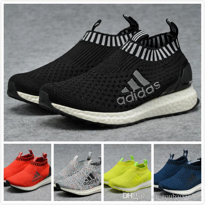big sale f75fe e7373 Hot Sale Ultra Boost 4.0 Children Black gray green Casual Sport Shoes Boys  And Girls Sneakers Children's Running Shoes Kids gift 28-35