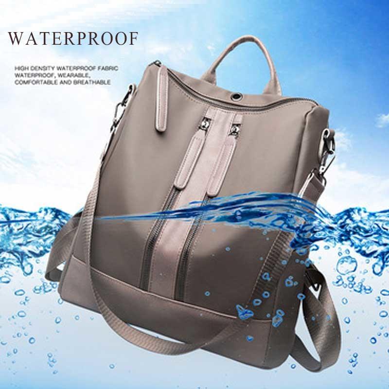 2019 NIBESSER Cool Backpack School Backpack For Teenage Girl Earphone  Backbag Student Waterproof Back Pack Mochila Notebook Backpack Swiss  Backpack Laptop ... 3fbf9439e2