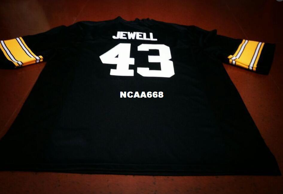 online retailer b119f 2c9dc Men Replica #43 Josey Jewell Iowa Hawkeyes Alumni Football Jersey S-4XLor  custom any name or number jersey