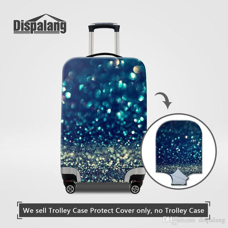 405ec60e15f5 Wholesale Unique 3D Galaxy Printing Suitcase Protective Cover For 18 ...
