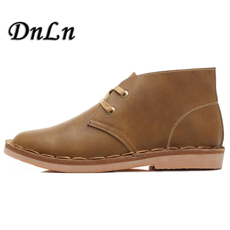 ca160eed033 Brand Fashion Men Chukka Boots High Quality Men Desert Boots Simple Style  Ankle Handmade Casual Men S Boot D50 Skechers Boots Mid Calf Boots From  Shoesbuddy ...