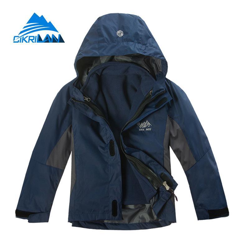 dc2e86523 New Arrive Kids 2in1 Winter Waterproof Ski Snowboard Outdoor Jacket ...