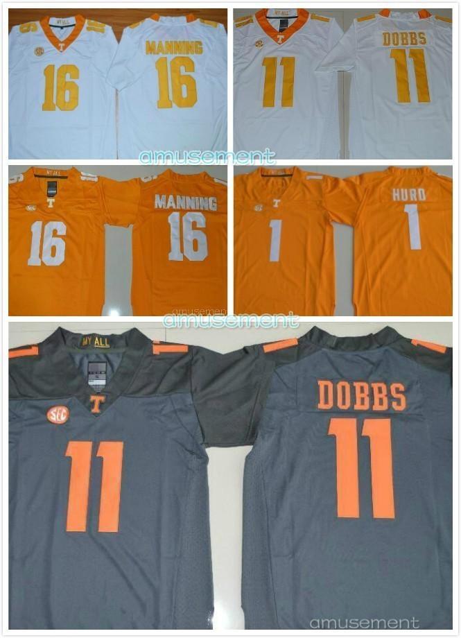 Joshua Dobbs Jersey