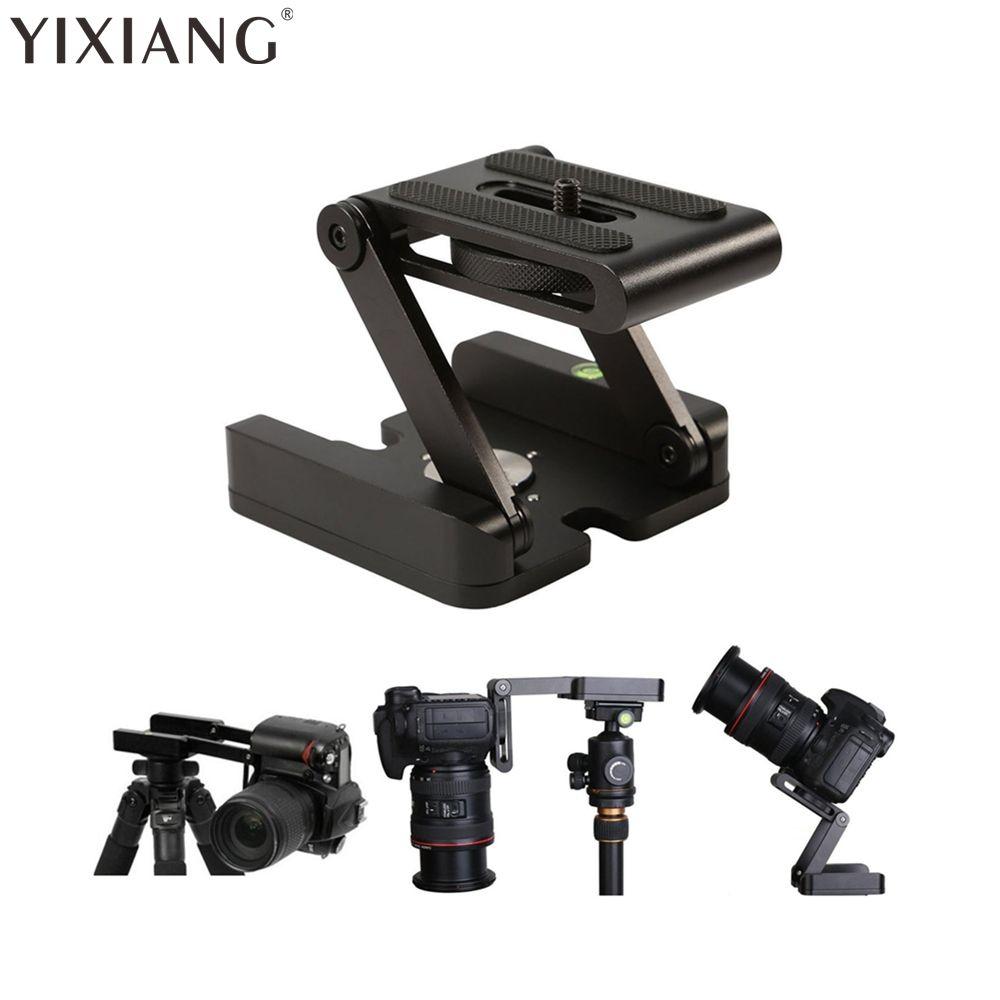 YIXIANG Camera DSLR Accessories Camera Flex Tripod Z Pan & Tilt BRACKET  Head Solution Photography Studio