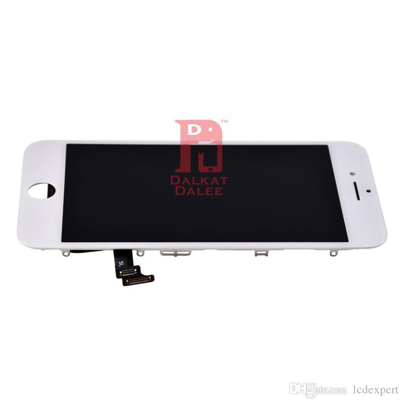 display LCD di qualità Tianma iPhone 7 Schermo LCD Touch Screen Digitizer Full Assembly Passa al sole Passa al sole