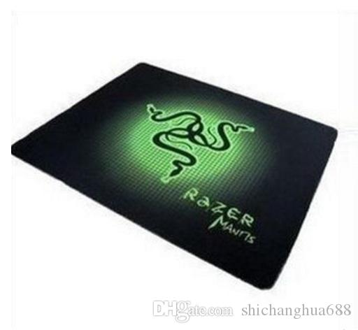 PC mouse mat pad Razer 210X250X1.5mm Goliathus Locking Edge Gaming Speed Version Mousepad For Lol CS Dota2