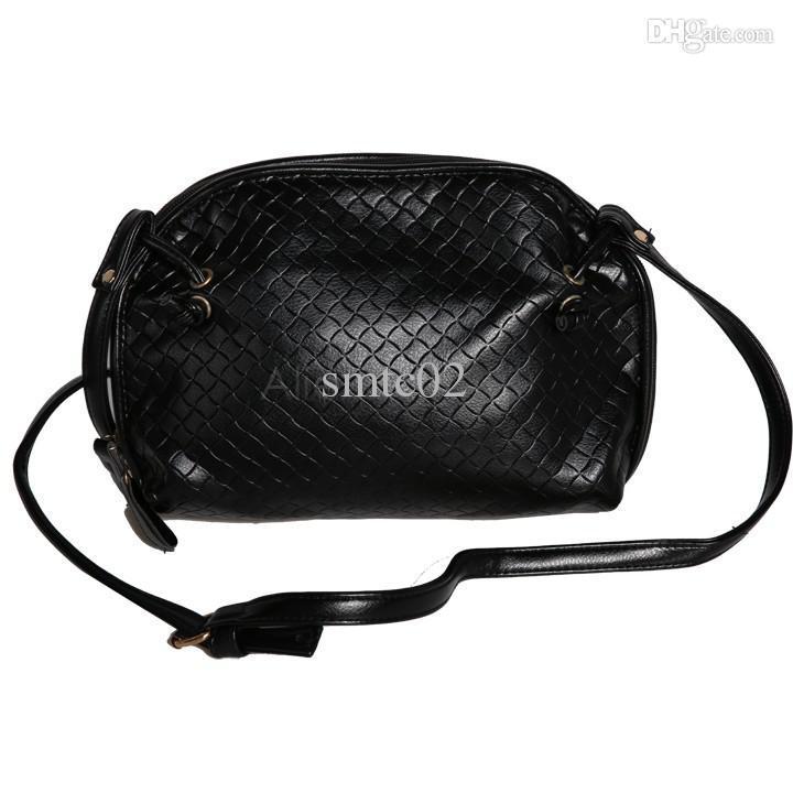 013e9ff86 Compre Nova Chegada Bolsas Mulheres # 039; S Bolsa Pequena Bolsa De Couro  Falso Saco Crossbody Lady Messenger Bag Bolsa Tote 24 De Bruceee, ...