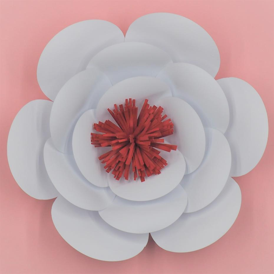 2018 2018 half made giant paper flowers diy full kits for wedding 2018 2018 half made giant paper flowers diy full kits for wedding event decorations backdrops baby nursery deco video tutorials from fivestarshop mightylinksfo