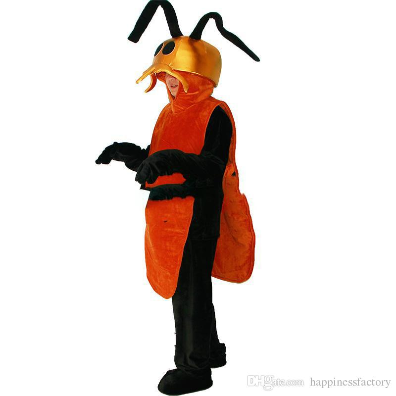 2018 Factory Sale Hot Beetle Mascot Costumes For Adults Circus