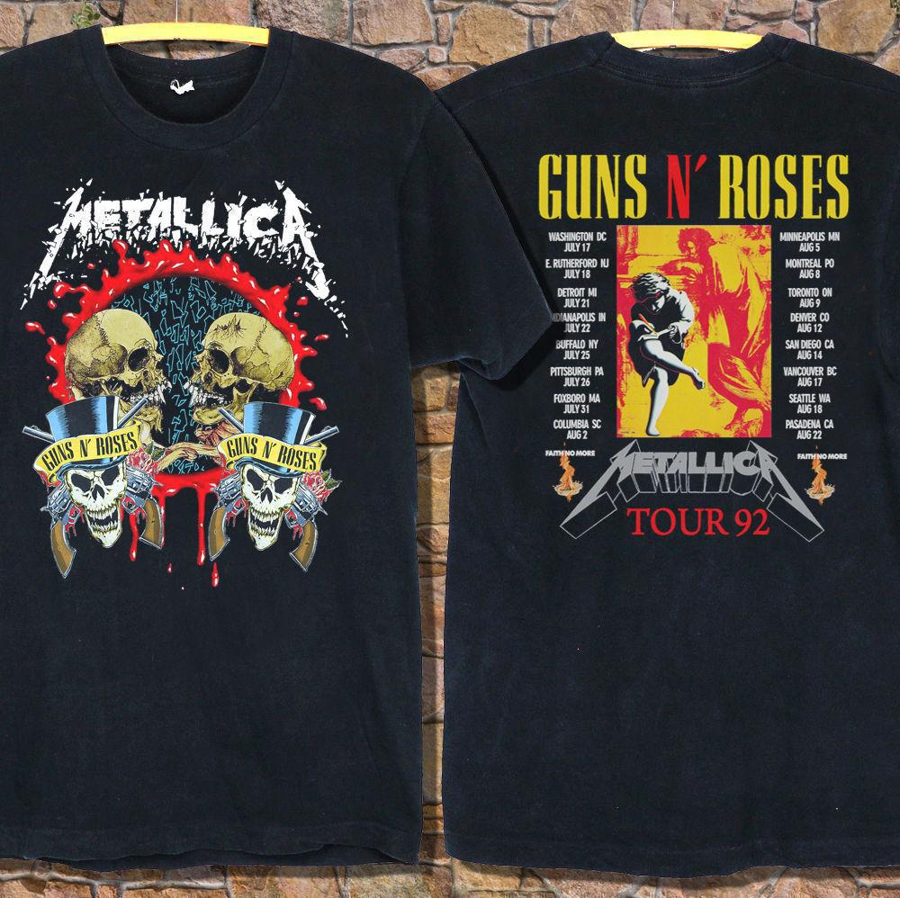 Guns And Roses T Shirt Women S