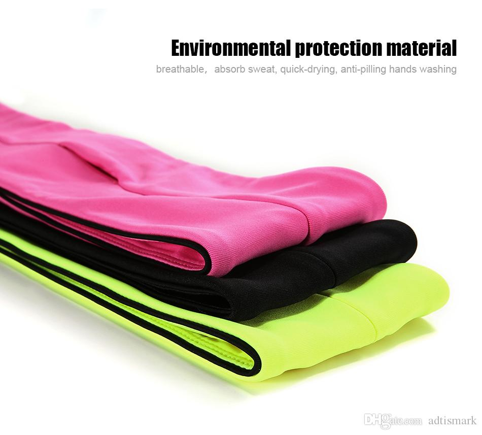 Wholesale 5.5'' Universal Waterproof Running Phone Belt Bag Pouch For iPhone 8 8 Plus 7 6s Plus 5 5s SE Sport Waist Running Cases