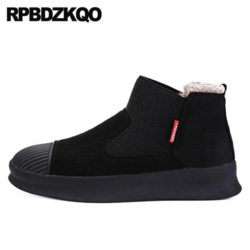 Sintética Slip Casuales On Botas Compre De Zapatos Hombre Piel qv67T