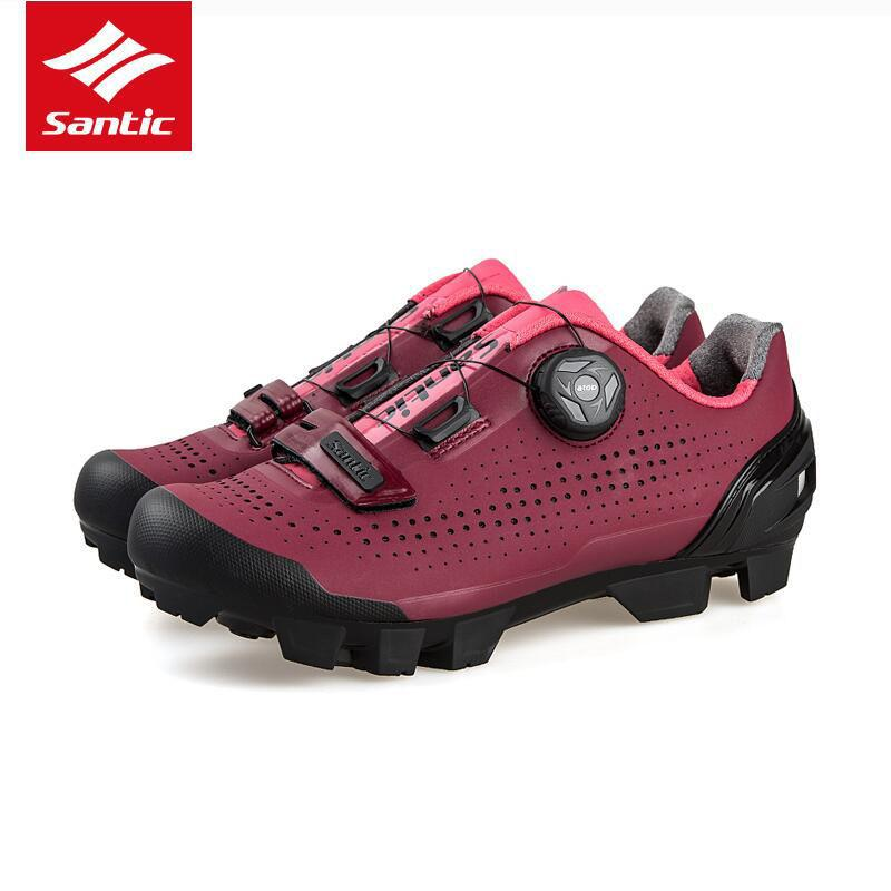 e8fc7e4a018 Women New Arrival Cycling MTB Shoes Outdoor Professional Road Bicycle Shoes  Rotating Lock Shoes Ciclismo Shoes Bicycle Shoes Cycling Shoes Online with  ...