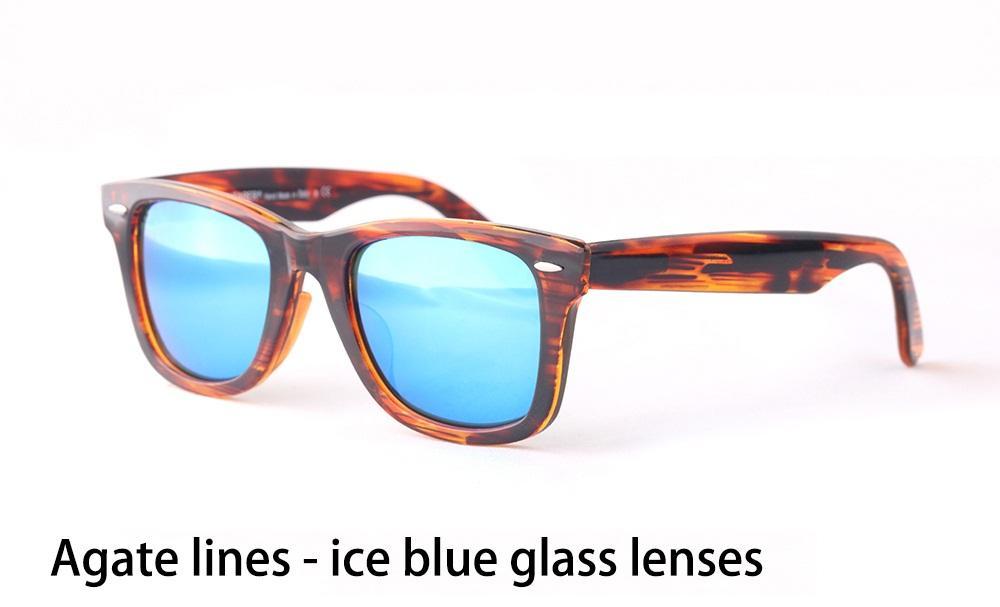Hot sale Unisex Sunglasses Men Women Brand Designer Metal hinge Sun glasses UV400 glass Lenses Sports glasses with cases and box