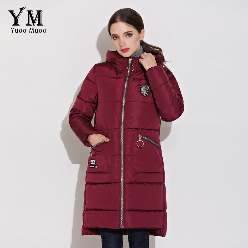 86401361ea4a 2019 Wholesale YuooMuoo New 2017 High Quality Winter Coat Women ...