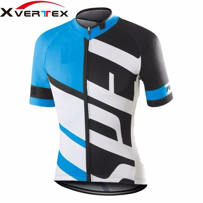 06b0eb76b Maglia Ciclismo 2016 Men s Summer Breathable Bicycle Clothing SL Pro ...