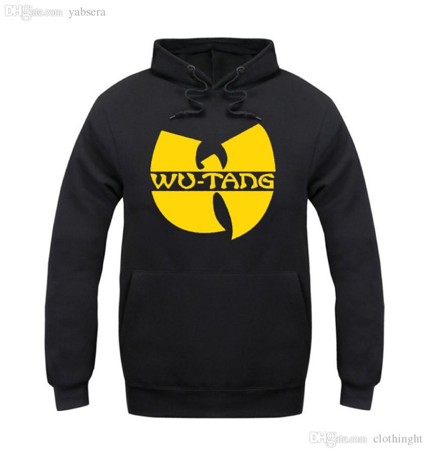 013acdd4aed Wholesale-wu Tang Clan Hoodie for Men Classic Style Winter ...