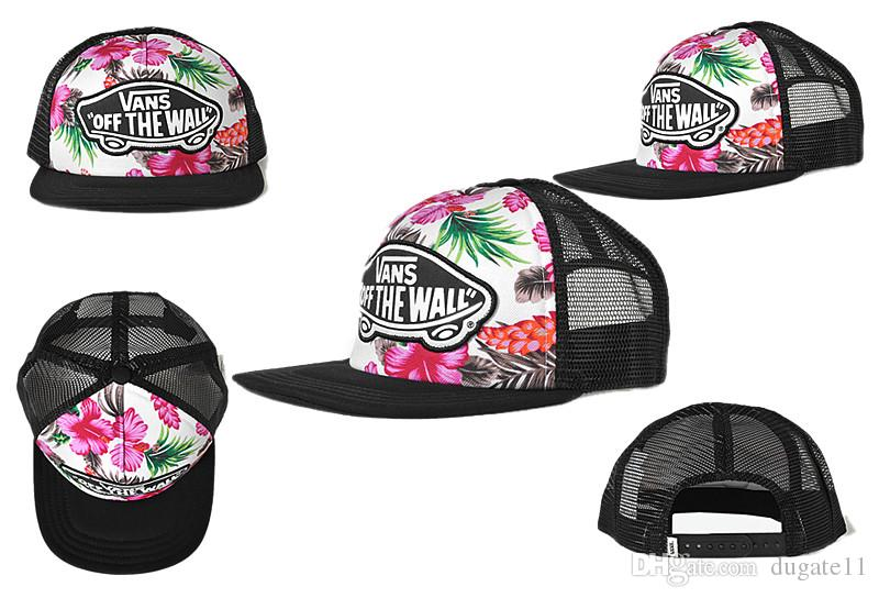 4efb96b015065a Fashion Women Men Snapback Van Cap Sun Summer Canvas Sport Visor Flatthe  Vanses Cap Adjustable Men Hats Zephyr Hats From Dugate11