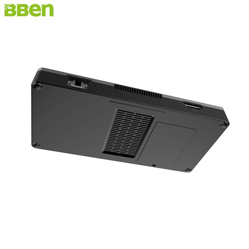 Bben Mn17a Mini Pc Windows 10 Intel Celeron N3450 Quad Core Gen9 Hd