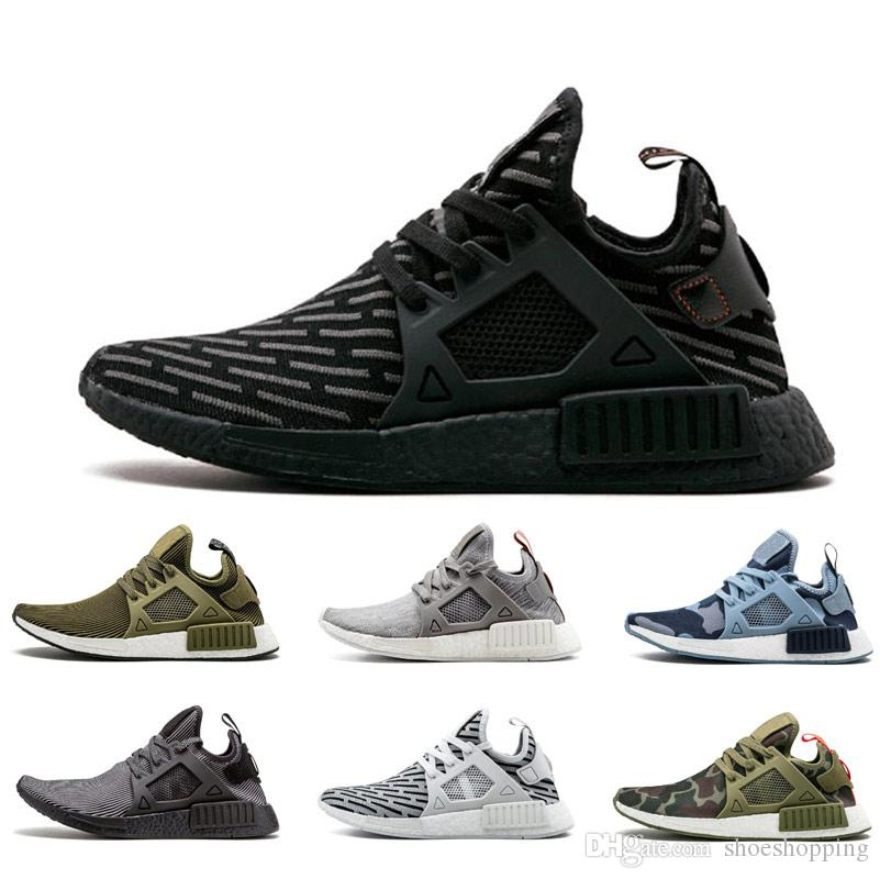 d6ee3dfaada5e Aaa+ Nmd Olive Og Xr1 Running Shoes Men Mastermind Japan Skull Fall Green  Camo Glitch Black White Blue Zebra Sneakers Men Sports Shoes Running  Accessories ...